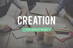 Creation Create Ideas Creativity Imagination Invention Concept Stock Photography
