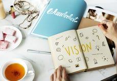 Creation Ideas Light Bule Imagination Arts Development Concept Royalty Free Stock Image