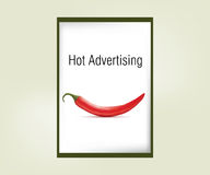 Creative 04. Oudoor sign Illustration, Vector file easy to edit or change color Royalty Free Stock Photo