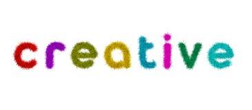 Creative. Colorful illustration for creative ideas Vector Illustration