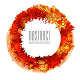 Creative abstract background. Stock Photo