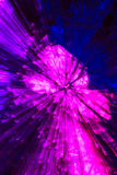 Creative abstract background reminding of a burst. Creative abstract artistic background reminding of a burst full of dynamics and colour Royalty Free Stock Images