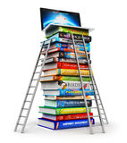 Knowledge and education concept Royalty Free Stock Photos