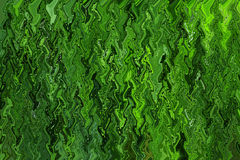 Creative abstract green texture with strips Royalty Free Stock Images