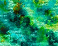 Creative abstract hand painted background. Acrylic painting strokes on canvas. Modern Art. royalty free stock image