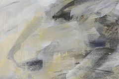 Creative Abstract Hand Painted Background, Wallpaper, Texture. Abstract Art Backgrounde. Stock Image