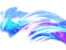 Creative abstract hand painted background, wallpaper, texture, c royalty free stock images
