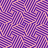 Creative abstract psychedelic design. Sport style fashionable background. Vector colorful geometric seamless pattern with diagonal stripes, square tiles, cross vector illustration
