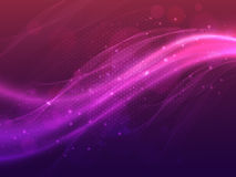 Creative Abstract waves background. Royalty Free Stock Images