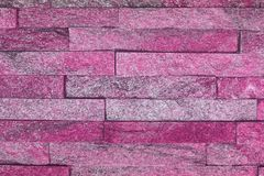 Free Creative Aged Pink Natural Quartzite Stone Bricks Texture For Design Purposes Royalty Free Stock Photography - 161757437