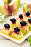 Creative appetizer Stock Photo