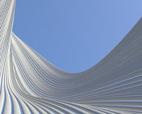 Creative architectural background Royalty Free Stock Images