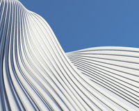Creative architectural concept Royalty Free Stock Photography