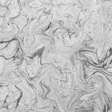 Creative background with abstract acrylic painted waves. Beautiful marble texture. Royalty Free Stock Image