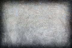 Creative background -Gray Grunge wallpaper with space Royalty Free Stock Image