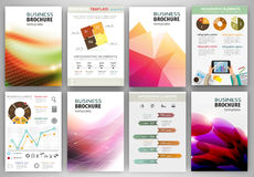 Creative backgrounds and abstract concept infographics Royalty Free Stock Photo