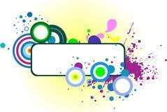 Creative_banner Illustration de Vecteur