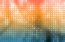 Creative Banner Abstract Background royalty free illustration