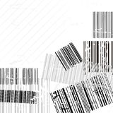 Creative bar codes Royalty Free Stock Photos