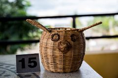 Creative basket stock images
