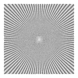 Creative beautiful concentric circle pattern abstract Background Stock Image