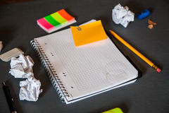 Creative block concept Stock Images