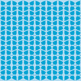 Creative blue leaf design pattern background Stock Photo