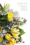 Creative bouquet Stock Images