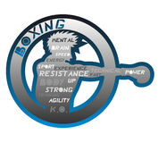 Creative boxing Stock Photo