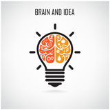 Creative brain Idea Stock Photos