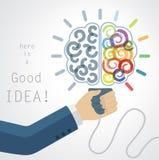 Creative Brain Stock Image