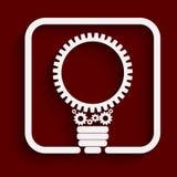 Creative bulb Stock Image