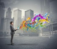 Creative business Stock Image