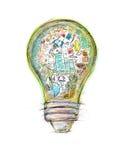 Creative business idea Stock Photo