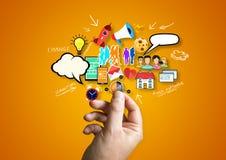 Creative Business Stock Image