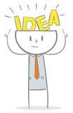 Creative businessman Stock Photo