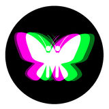 Creative butterfly Royalty Free Stock Image