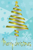 Creative Christmas background Royalty Free Stock Images