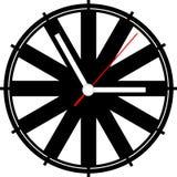 Creative clock face design. Creative clock face circle design Royalty Free Stock Photography