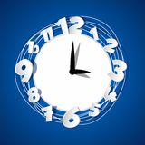 Creative Clock Royalty Free Stock Photos