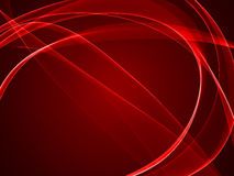 Creative colorful abstract background with light lines Stock Images
