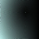 Creative concentric circles background Royalty Free Stock Photos