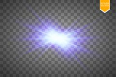 Creative concept Vector set of glow light effect stars bursts with sparkles on black background. For royalty free illustration