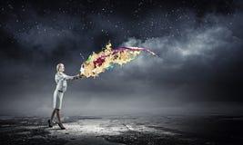 Creative concept Stock Image
