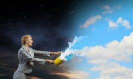Creative concept Stock Photos