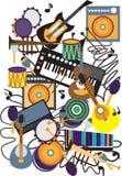 Jazz festival. Royalty Free Stock Photography