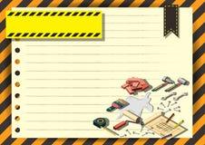 Creative construction  Template Flyer Brochure Vector Paper Design Template Stock Photos
