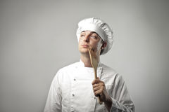 Creative cook Stock Photo