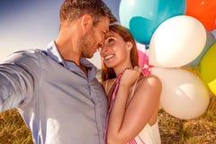 Creative couple Royalty Free Stock Photos