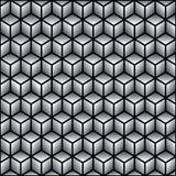 Creative cube design pattern Stock Photos